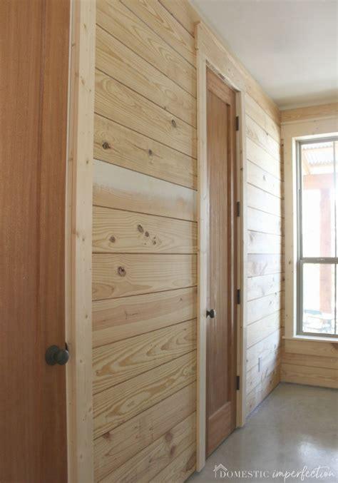 Shiplap Pine - installing shiplap drywall brick flooring sles