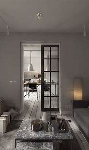 A Cool Grey Interior for a Free Spirit | Проектирование ...