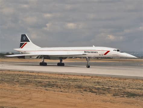 File:Aerospatiale-British Aerospace Concorde 102, British ...