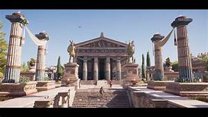 Assassin's Creed Odyssey's Athens Will Feel Much Like The ...