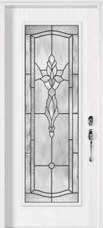 Arabesque Exterior Door - Ottawa Doors - Centennial Glass