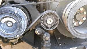 Bmw 740 540 Ac Compressor Belt Tension Pulley Removal