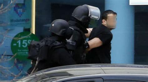 bureau de poste colombes colombes le preneur d 39 otages du bureau de poste s 39 est