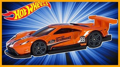 Hotwheels 2016 Ford Gt Race wheels 2016 ford gt race orange review
