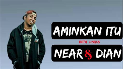 Aminkan Itu Ft Dian Sorowea [official Lyric]