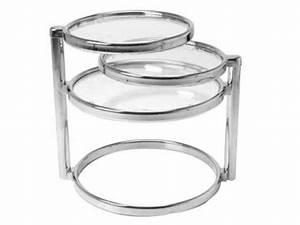 Beistelltisch Glas Chrom : beistelltische glas chrom g nstig kaufen bei yatego ~ Markanthonyermac.com Haus und Dekorationen
