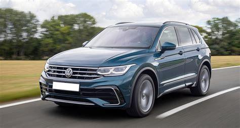 Volkswagen Tiguan Review 2021 | carwow