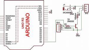 Dishwasher Circuit Diagram