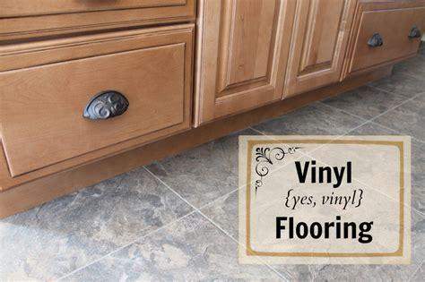 Kitchen Floor Vinyl Or Tile   Morespoons #b40713a18d65