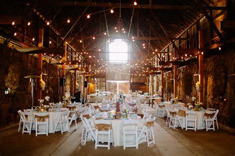 Barn Wedding Decorations : California Barn Wedding At Santa Margarita Ranch