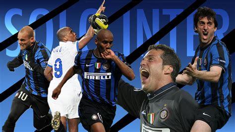 Triplete Inter: le 5 partite storiche della Champions ...