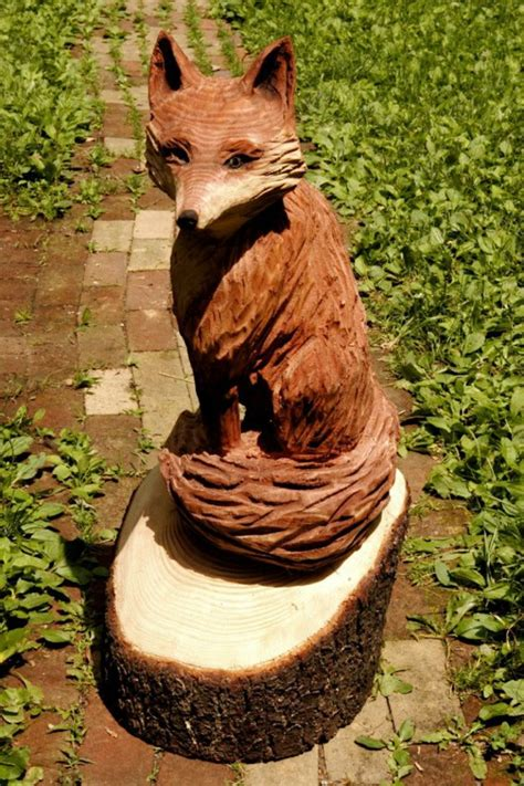 Gartendeko Holzfiguren by Holzfiguren Werden Ihrem Garten Einen Individuellen Look