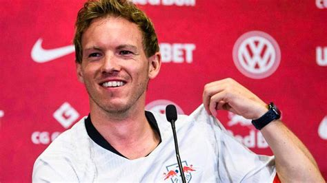 Nagelsmann out to prove he can be heir to Klopp's throne