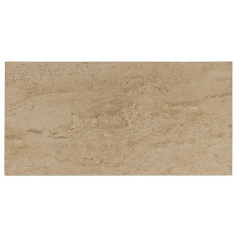 flooranddecoroutlets tiles marmi daino reale porcelain tile 13x24 for floor and horizontal layout in shower www