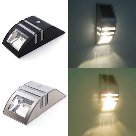 why is solar pir motion sensor wall light applied widely