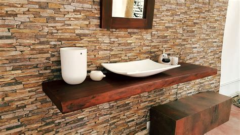 arredo in legno mobili da bagno in legno massello su misura