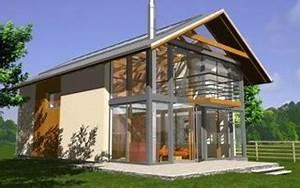 Maison Bioclimatique Passive : maison passive ~ Melissatoandfro.com Idées de Décoration