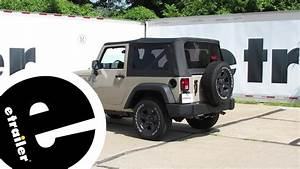 Install Trailer Wiring 2016 Jeep Wrangler 118416
