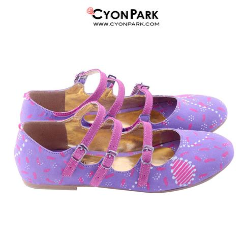 sepatu batik nan cantik butik shop tas pesta belt