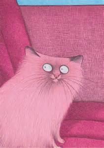pink cat pink cat karsten teich make me smile