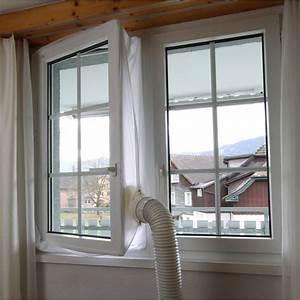 Otvor do okna na klimatizaci