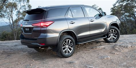 toyota fortuner pricing  specs
