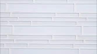 Textured Tile Backsplash : White Textured Subway Tile Backsplash