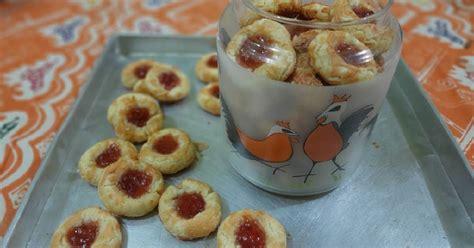 Biasalah ya kalau yang namanya mau hari raya, semarak kue kering itu tidak ketinggalan, ya natal. 791 resep thumbprint cookie enak dan sederhana - Cookpad