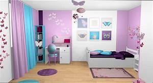 couleur peinture chambre bebe 2 chambre fille chambre With peinture chambre 2 couleurs