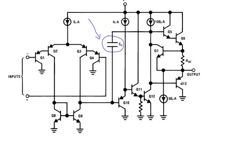 Operational Amplifier Amp What Internal Frequency