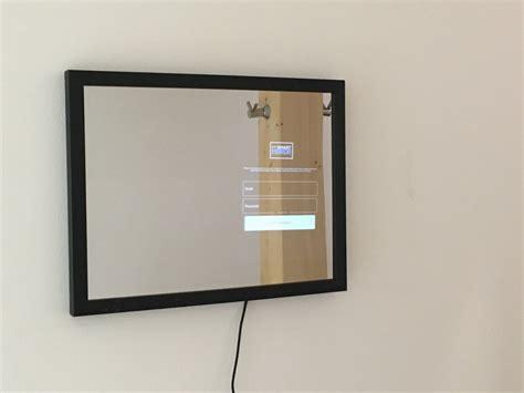 Smart Home Selber Bauen by Smart Mirror Selber Bauen Oder Fertig Kaufen