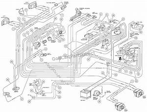 Club Car Ds 48v Wiring Diagram