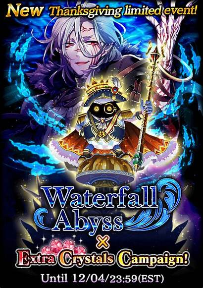 Rpg Abyss Waterfall Mystic Wiz Quiz Wikia