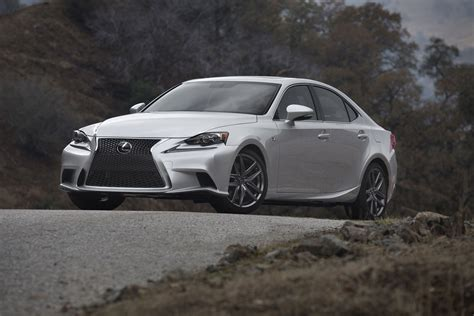 sporty lexus sedan 2014 lexus is sport sedan more than a compact executive