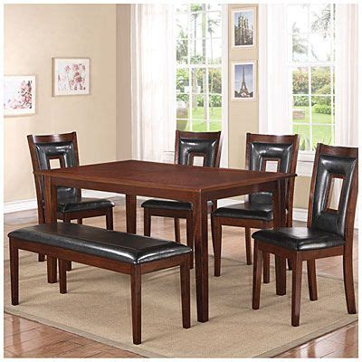 big lots dining room sets dining set 6 piece new home pinterest