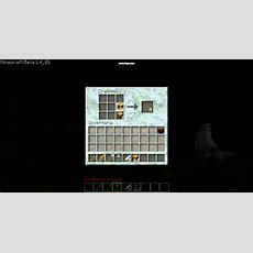 Minecraft  Wie Baut Man Zäune Tutorial Youtube