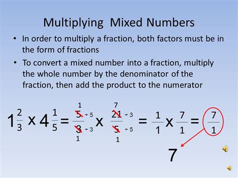 Multiplying Fractions, Whole Numbers And Mixed Numbers  Ppt Video Online Download