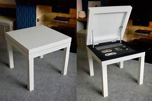 IKEA LACK Raspberry Pi Case / Storage Table - IKEA Hackers