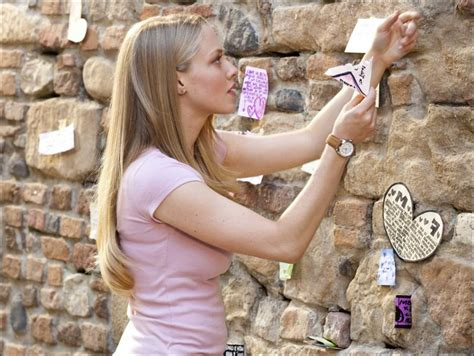 Juliet Balcony by Letters To Juliet Movie Production Notes 2010 Movie Releases