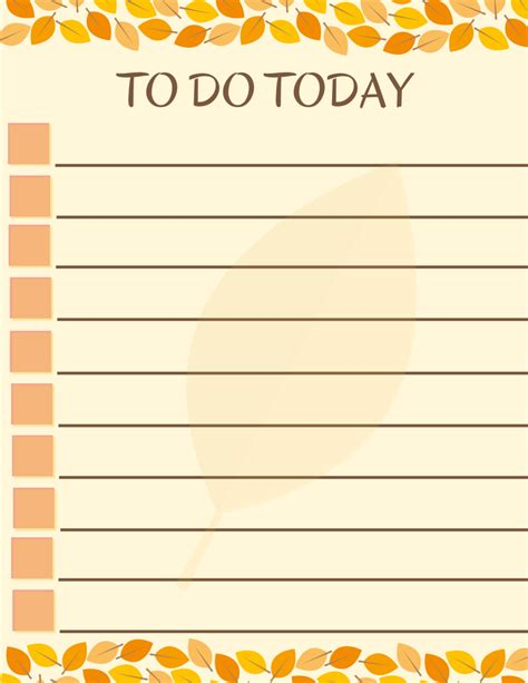 to do lis adorable and free printable to do lists for busy parents