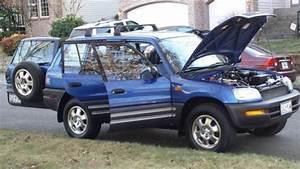 Buy Used 1996 Toyota Rav4 Base Sport Utility 4