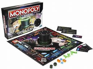 Monopoly  Hasbro Launches New Electronic Cashless Edition