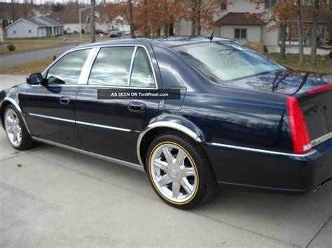 2006 Cadillac Dts Luxury Package Ii