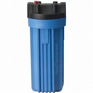 Filtre Eau De Puit : filtre eau pentek standard opaque pour cartouches de ~ Premium-room.com Idées de Décoration