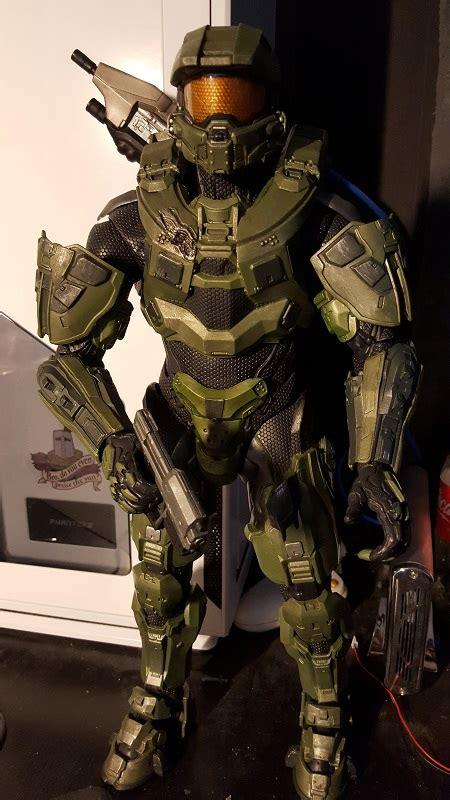 Halo Master Chief 3d Print Build1 Htxtafrica