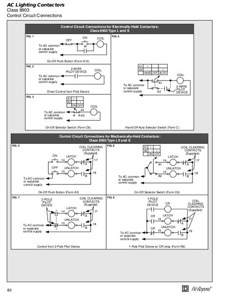 square d 8903 lighting contactor wiring diagram square d lighting contactor wiring diagram 8903 square d
