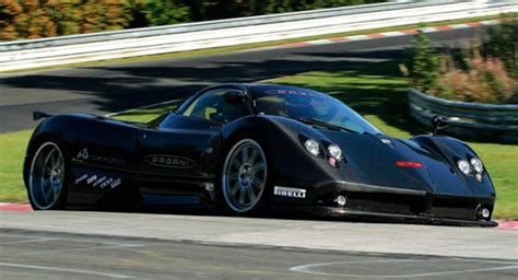 old pagani pagani zonda f driver survives 199mph 320 km h crash