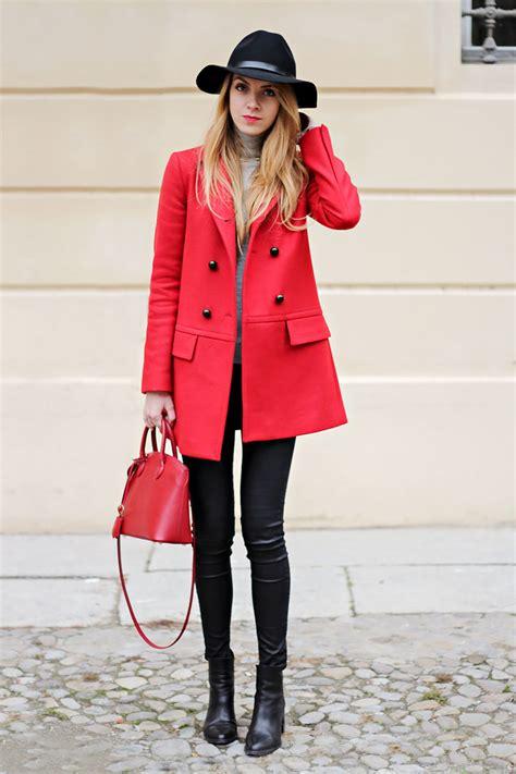 matching  coat   bag   fall fashion trend