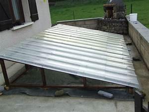 Plaque Ondulée Pour Toiture : couverture transparente pour toiture ~ Premium-room.com Idées de Décoration