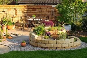 Gartengestaltung kleine garten beispiele vivaverdeco for Garten planen mit französischer balkon bausatz